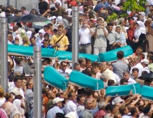 Srebrenica funeral II